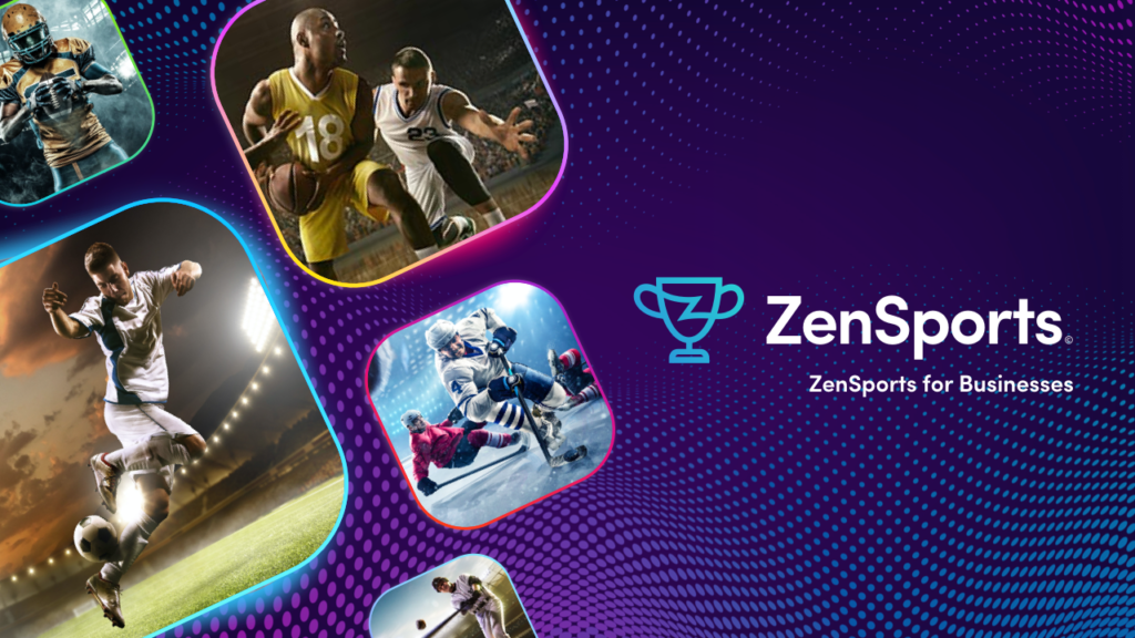 ZenSports Launches New Product Suite For Sports Industry Businesses