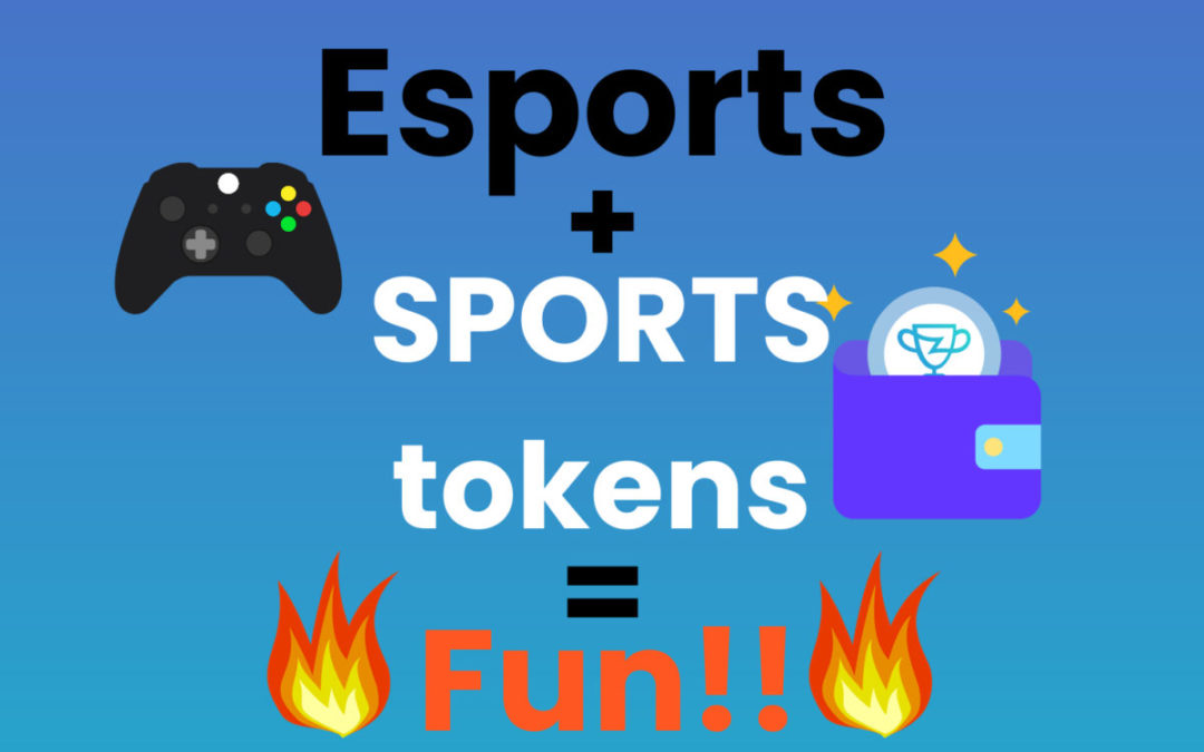 ZenSports, Esports, and SPORTS tokens